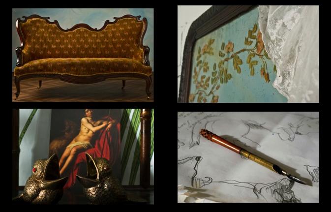 Décoration vintage signée Arteslonga.