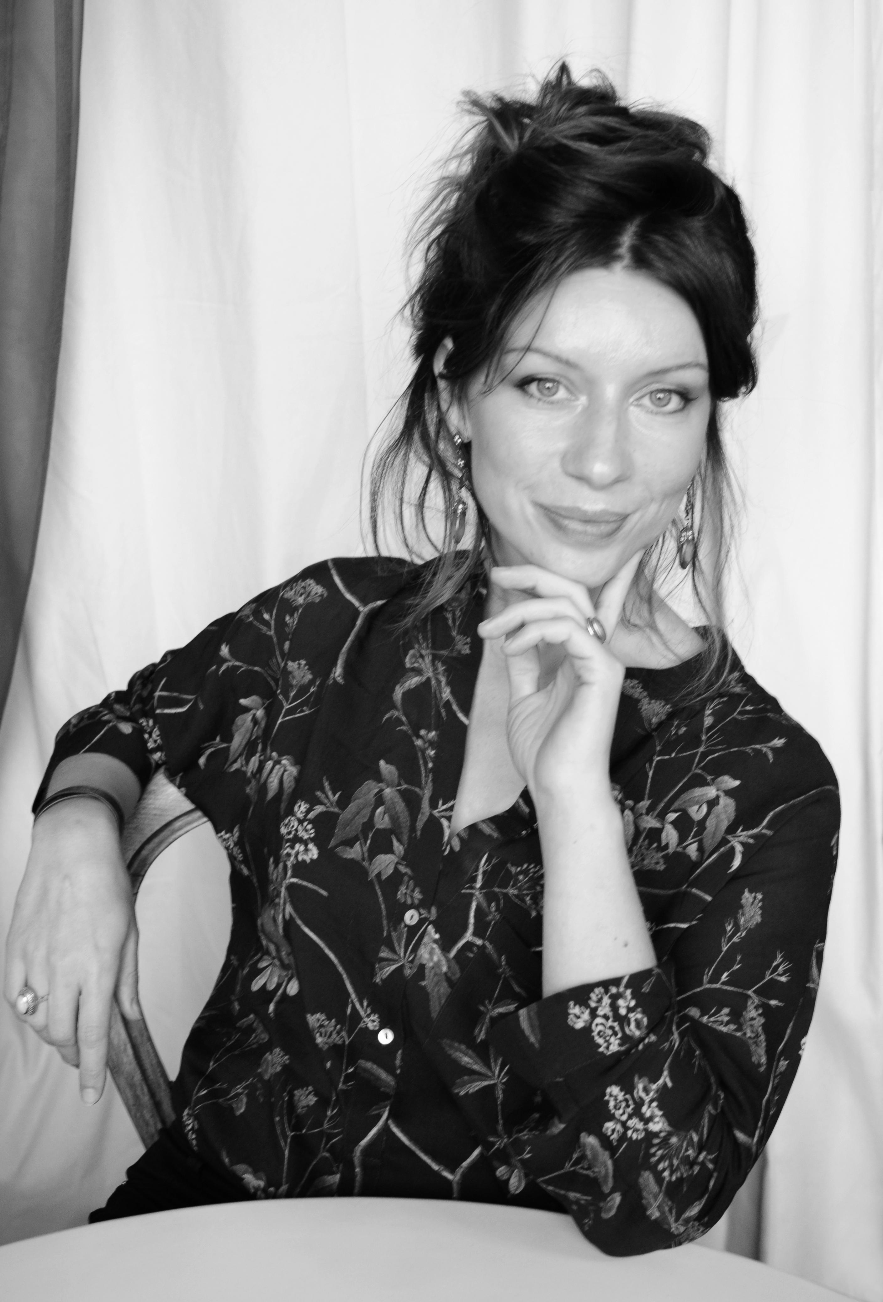 Héloïse Cardi, fondatrice et directrice artistique de la maison Arteslonga