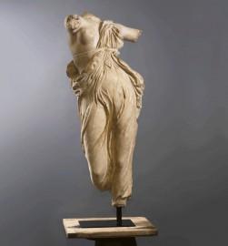 Grande statue de déesse grecque antique