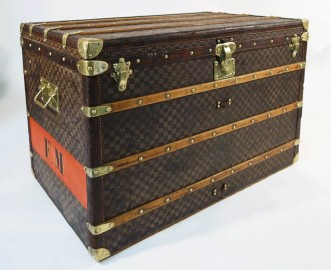 Malle Damier Louis Vuitton