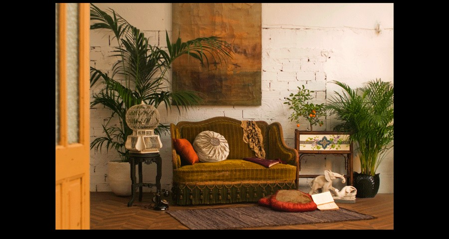 D co r tro r tro d co meubles r tro mobilier r tro for Art decoration interieur
