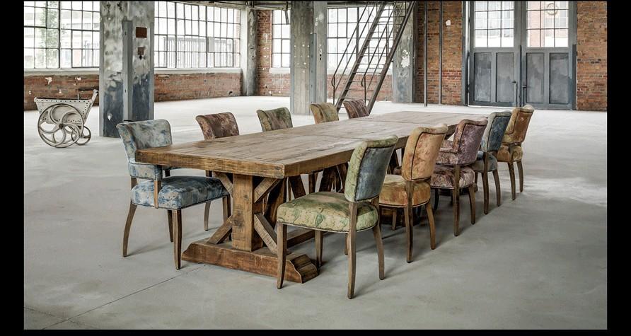 une superbe collection de grandes tables en bois de tables de ferme tables de campagne tables. Black Bedroom Furniture Sets. Home Design Ideas