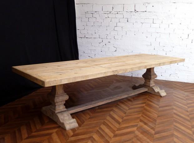 Table de repas Monastère en bois massif