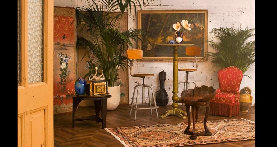 Ambiance d co vintage d coration int rieure r tro style for Art deco interieur maison
